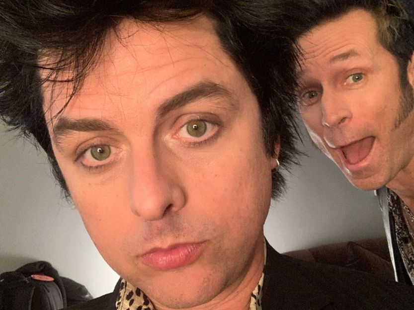Billie Joe Armstrong came out lgbt