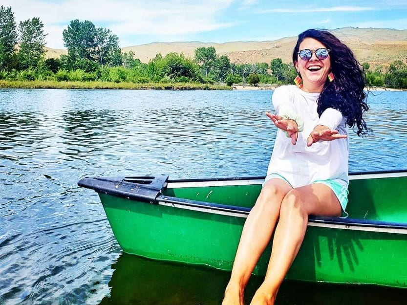 Boise River Idaho fishing spots