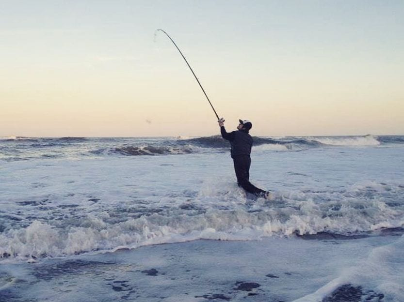Cape Hatteras North Carolina fishing spots