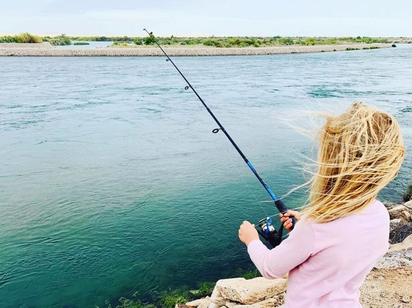 Colorado River fishing spots