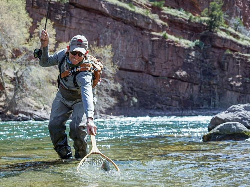 Green River Utah fishing spots