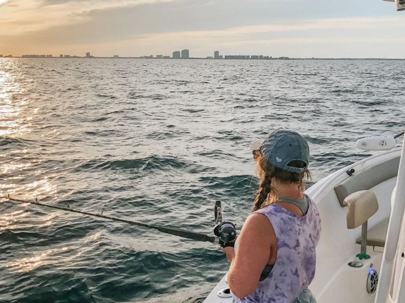 Gulf Shores and Orange Beach Alabama fishing spots
