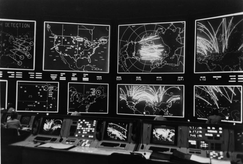 NORAD Control Center most expensive movie