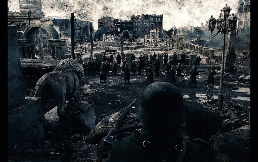 Set of Stalingrad