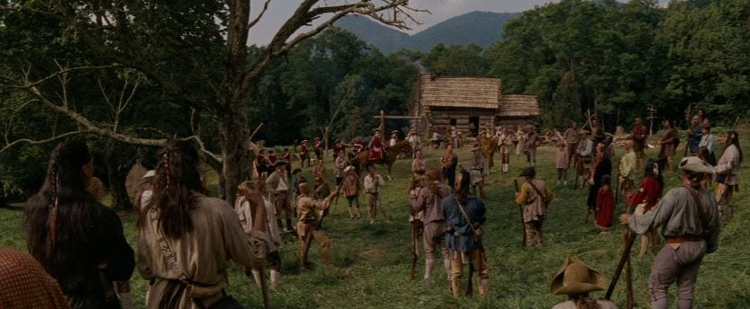 Set of Last of the Mohicans