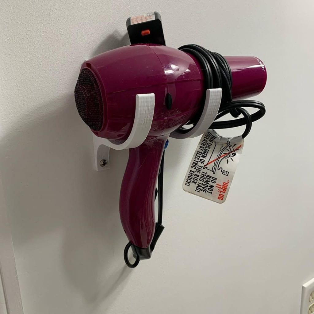 Hairdryer Hack