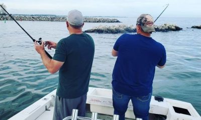 Lake St Clair Michigan fishing spots