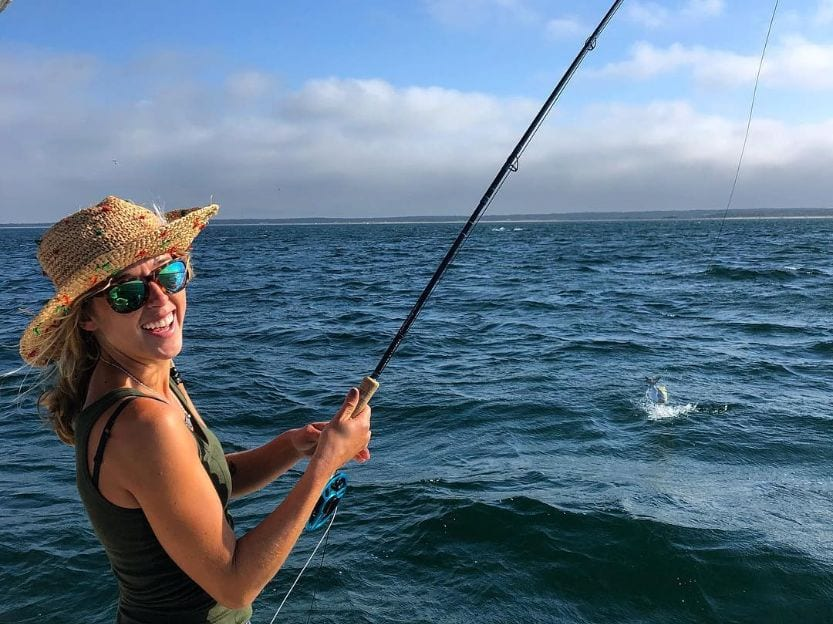 Marthas Vineyard Massachusetts fishing spots