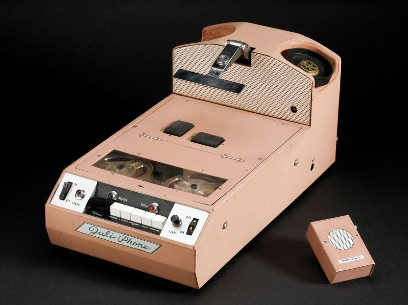 early model answering machine