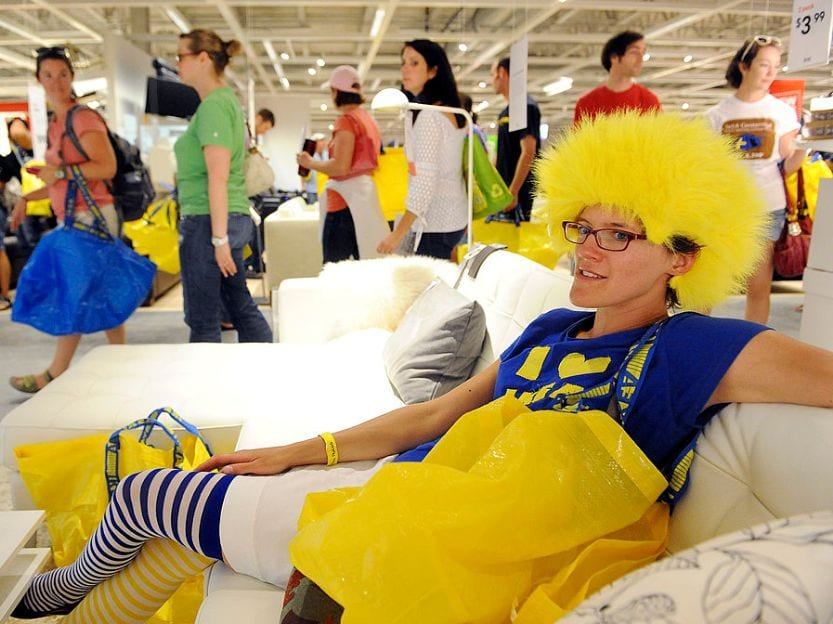 Ikea stores costumes
