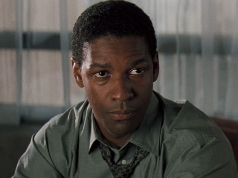 Denzel Washington famous roles