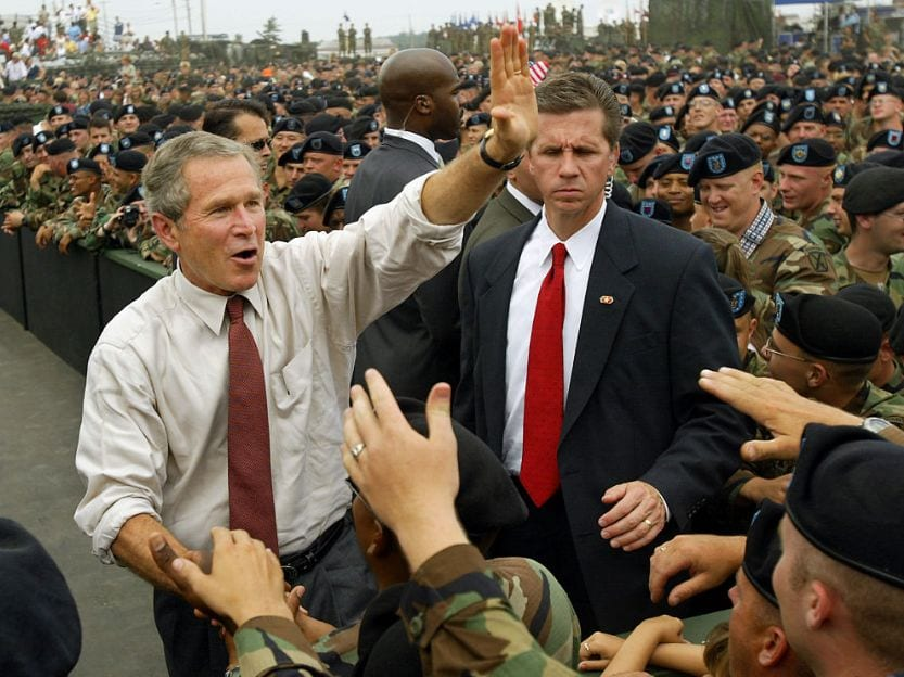George W. Bush: Tumbler and Trailblazer