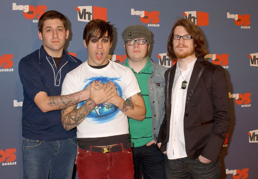 band names, Fall Out Boy