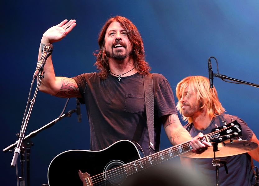 Band names, Foo Fighters