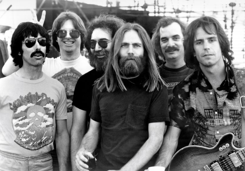 Band names, The Grateful Dead