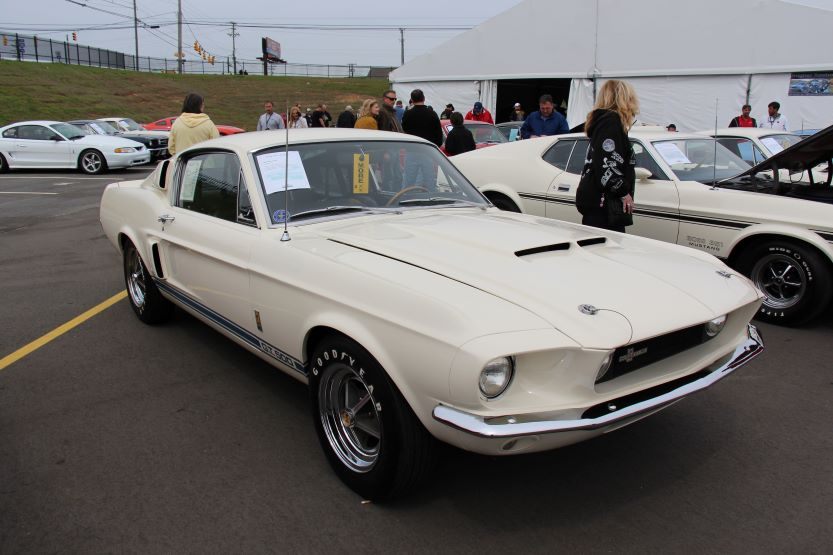 classic american muscle cars Mustang GT