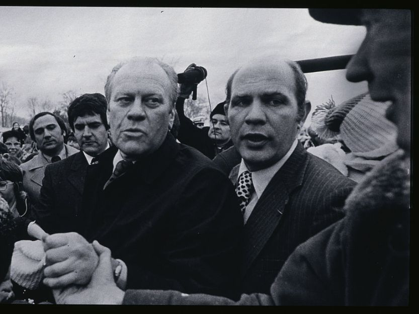 Gerald Ford: Passkey