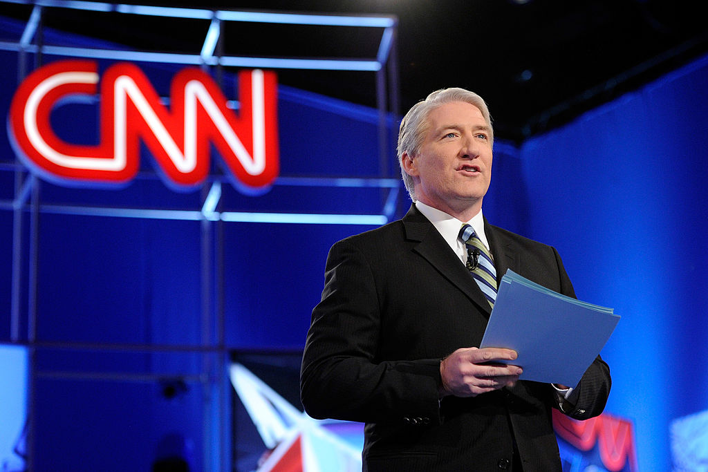 John King, America's least trusted news anchors