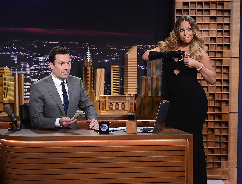 Jimmy Fallon, most trusted news sources in America