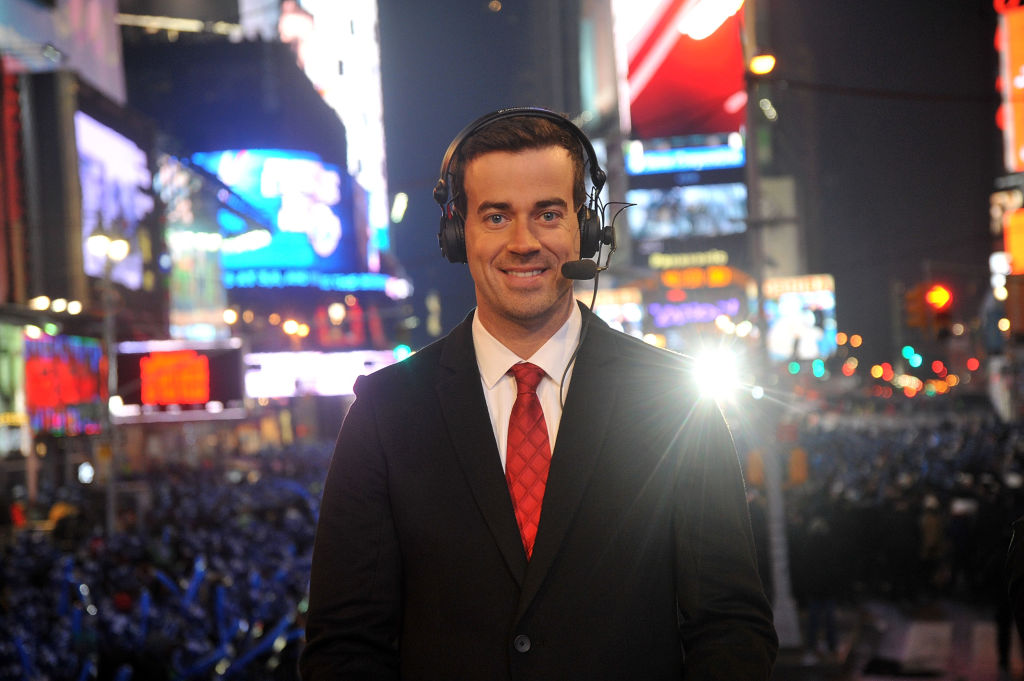 Carson Daly, America's least trusted news anchors