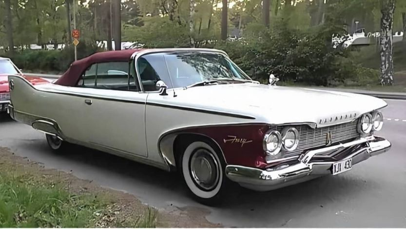 Classic American Muscle Cars, Plymouth Fury