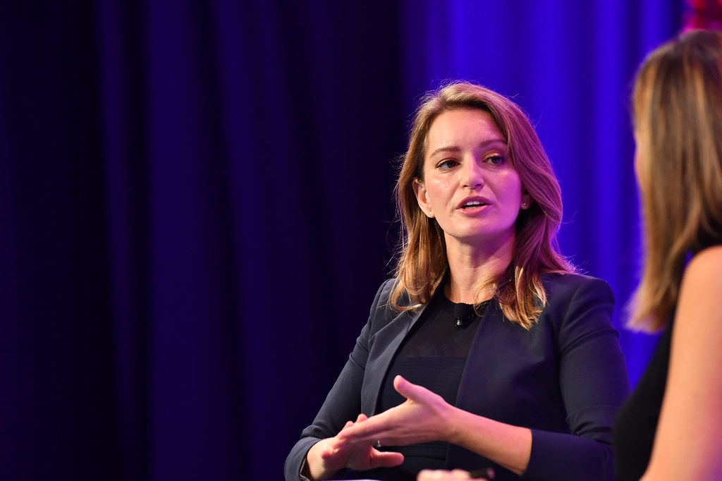 Katy Tur, least trusted news anchorsa in america
