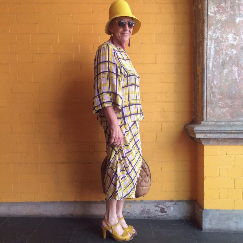 Lesley women over 50 fashion