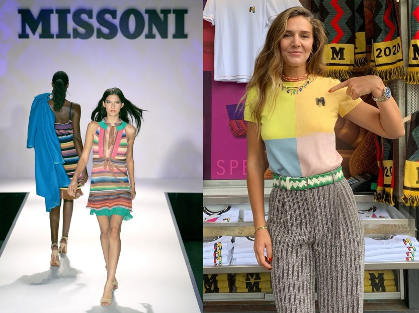 Margherita Missoni heirs and heiresses