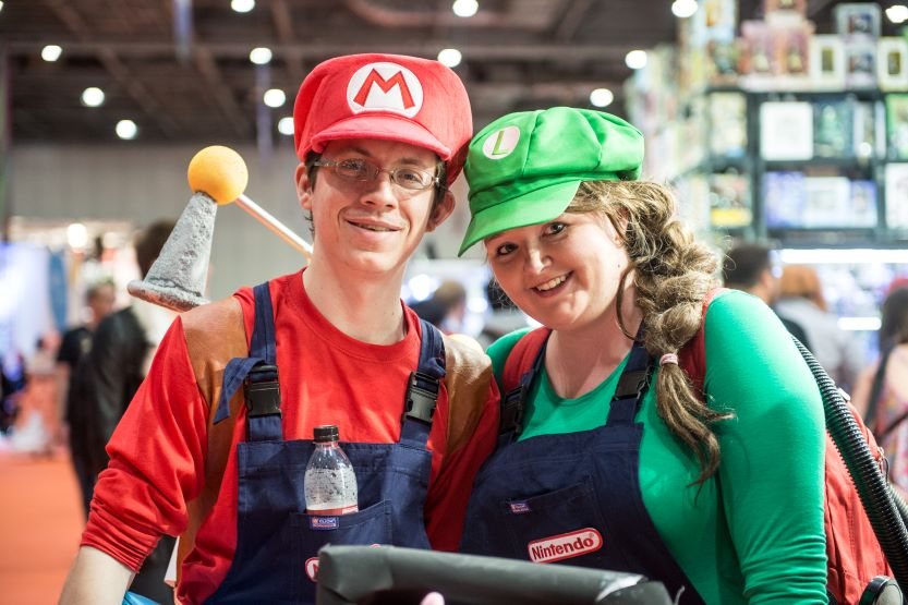 highest grossing video game, Mario